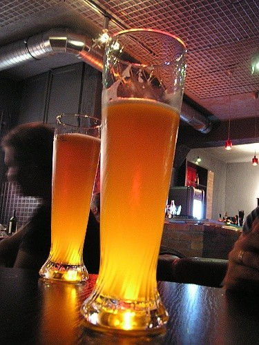 Kvasnicové pivo