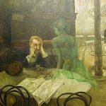 Absint – opojná zelená víla