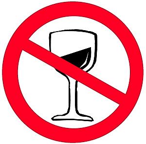 Žádný alkohol