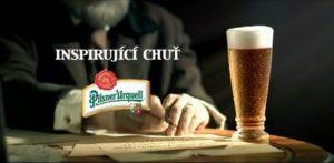 Pilsner Urquell - inspirující chuť