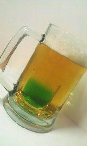Famózní koktejly ze zelené - silvestrovský tip