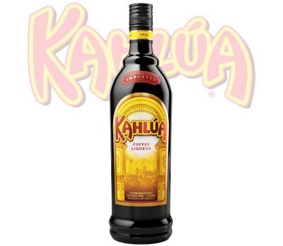 Láhev likéru Kahlúa