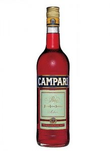 Láhev Campari