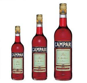 Láhve Campari