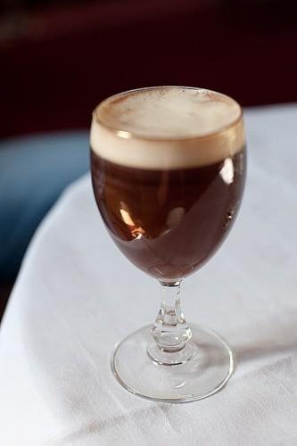 Irsk 225 K 225 Va Aneb Irish Coffee Je Tak 233 Koktejl Alkoholium Cz