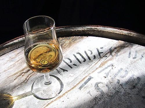 Sklenka whisky