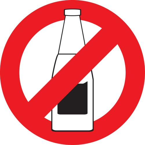 Stop Drinking Can