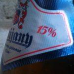 Označování stupňovitosti piva – Pozor! Už ne ve stupních, ale v procentech!