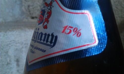 Označení stupňovitosti piva - toto je správně