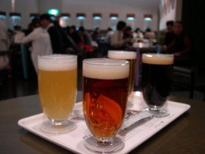 Pivní menu