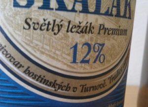 Toto je správné označování stupňovitosti piva