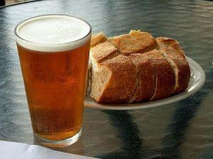 Zajídání pivních vzorků