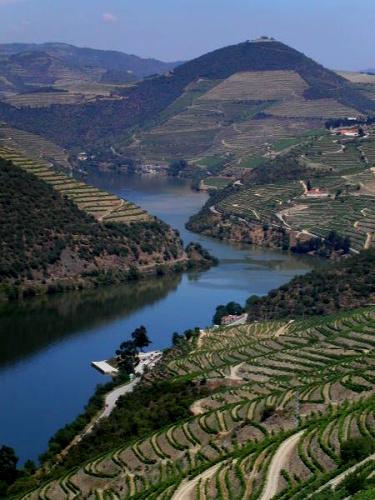 Údolí řeky Douro