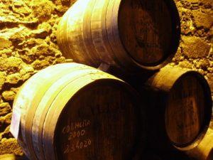 Sudy s portským vínem