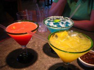 Varianty koktejlu Margarita