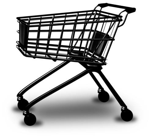 Nákupní košík - nakupovaní alkoholu přes internet