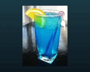 koktejl blue Lagoon