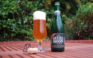 Spontánně kvašené pivo Geuze