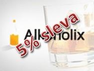 Alkohol eshop - Sleva 5%