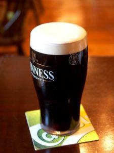 Stout z pivovaru Guinness
