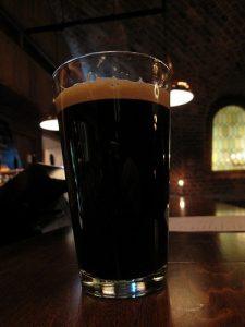 Tmavé pivo stylu Stout