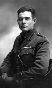 Hemingway v mládí