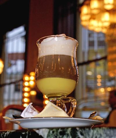 Lahodná alžírská káva