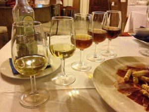 Degustace sherry
