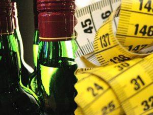 Kalorie v destilátech