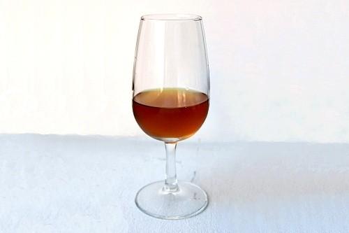 Sklenka sherry