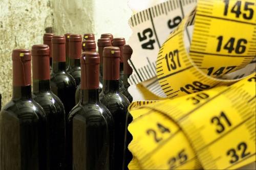 Kalorie ve víně