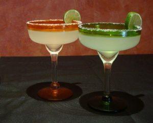 Hotový koktejl Margarita