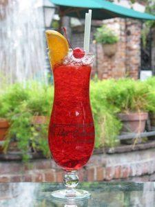 Koktejl Hurricane
