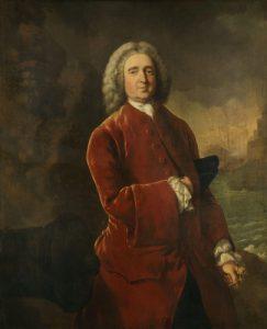 Viceadmirál Edward Vernon