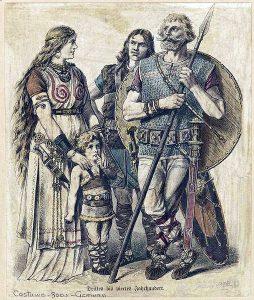 Starověcí Germáni