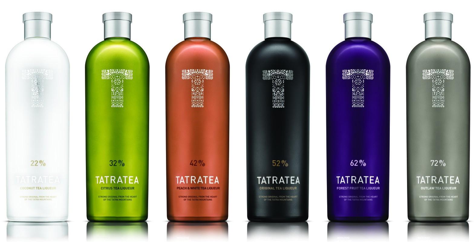 Tatranský čaj - Tatratea