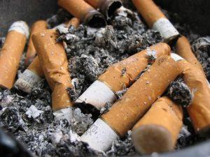 Zákaz kouření v restauracích a barech