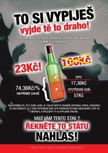 Nepřímé daně a alkohol