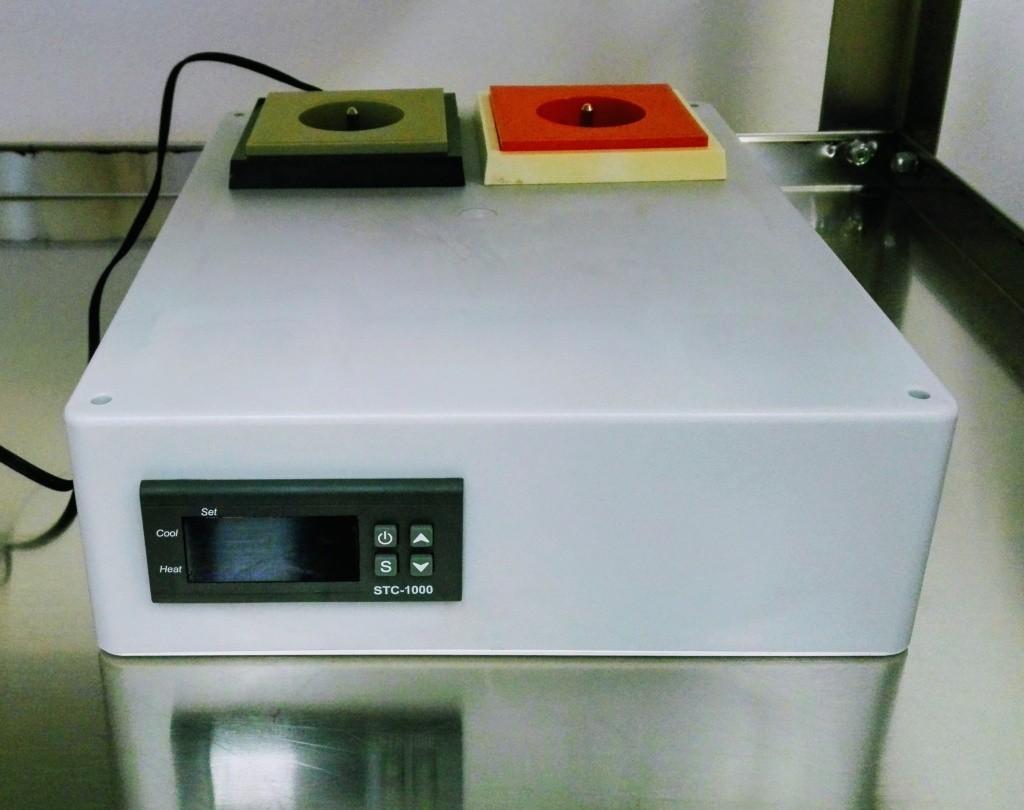Lednice s externím termostatem STC-1000