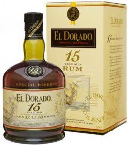 Rum El Dorado 15y 0,7l 43%