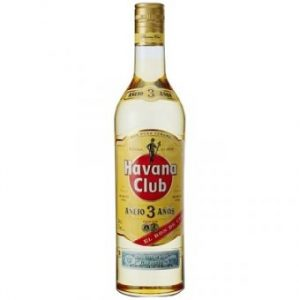 Bílý rum Havana Club Anejo 3y 0,7l 40%