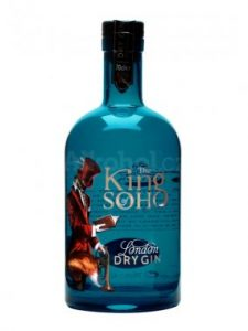 King of Soho London Dry Gin