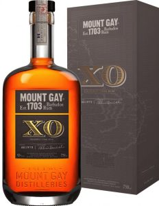 Rum Mount Gay Extra Old