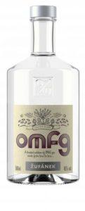 OMFG Gin Žufánek 2018 45% L.E.