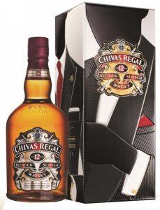 dárek Chivas Regal 12yo 0,7 l