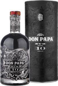 dárek Don Papa Rum 10yo 0,7 l tuba