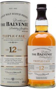whisky Balvenie 12yo 0,7 l