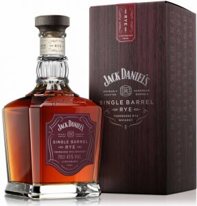 whisky Jack Daniel's Single Barrel 0,7 l