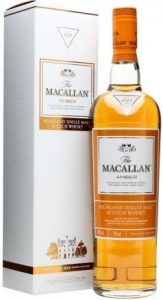whisky Macallan Amber 1824 0,7 l