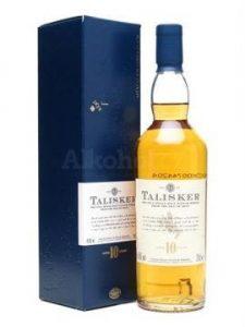 whisky Talisker 10y 1l 45,8%